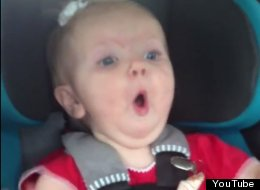 This Baby's Reaction To Katy Perry's 'Dark Horse' Is Amazing
