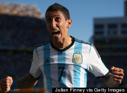 United Willing To Invest £100m In Di María Move