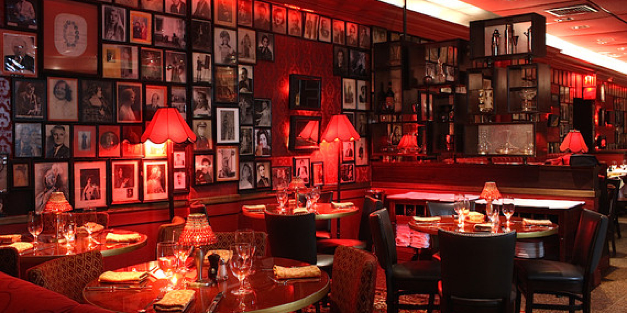 Strip House Differs in Far More Than Racy Décor | HuffPost