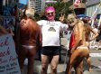 Anti-Gay Crusader Goes Undercover At Vancouver Pride Parade, Hands Out Fake Condoms