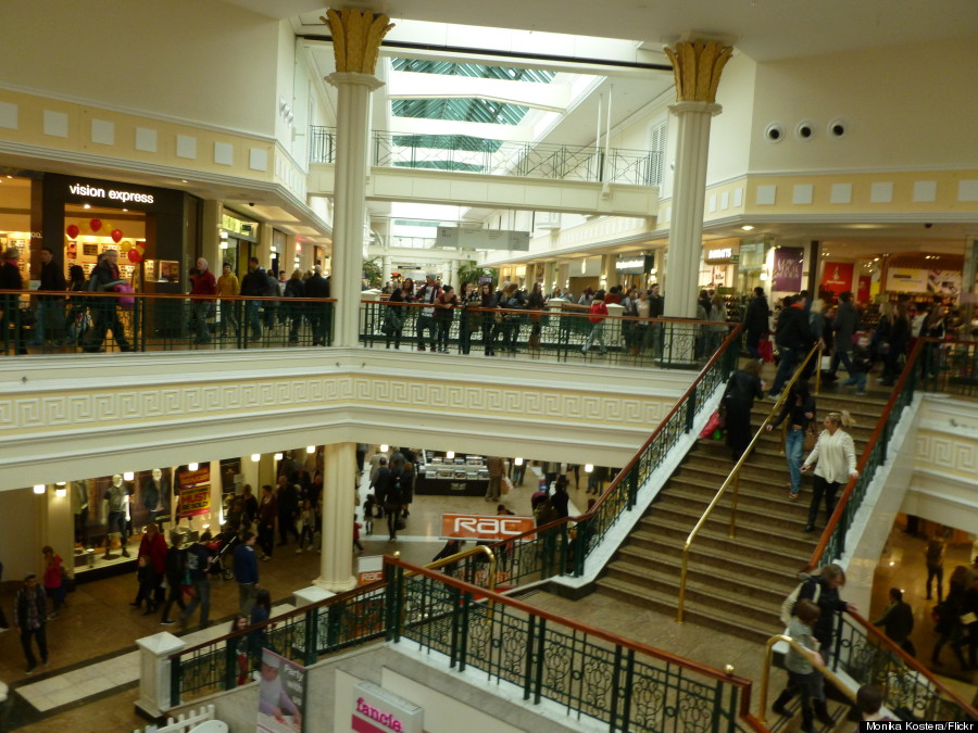 meadowhall sheffield