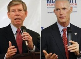 FLORIDA PRIMARY RESULTS: Rick Scott Defeats Bill McCollum In GOP ...