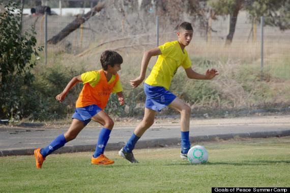 soccer camp israel