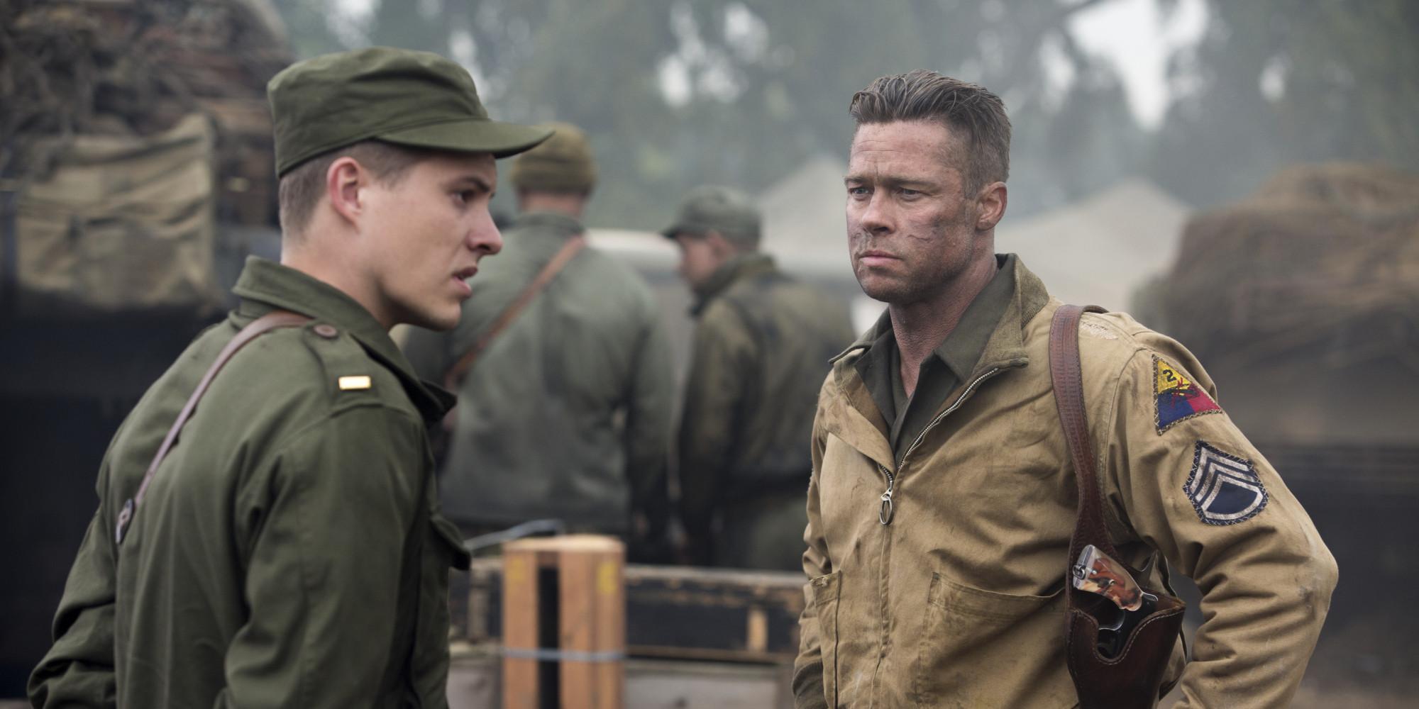 Movie Review: Fury -- ...