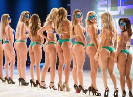 Miss Bumbum - Brazil's best butt contest