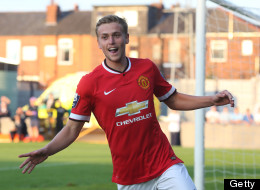 WATCH: United's 'New Hughes' Scores All Four Vs City (Video)