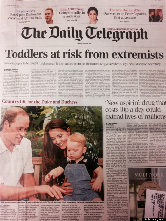 Opinion Telegraph Online Daily Telegraph Sunday Telegraph ...
