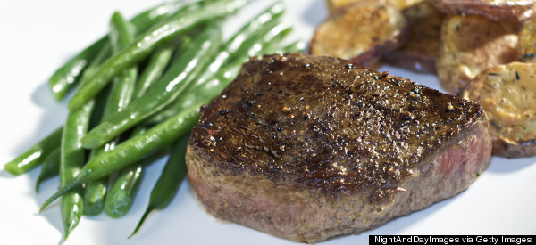 Why You Should Eat Potatoes Or Beans With That Steak
