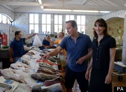 The Week In 20 Funny Pictures (Including David Cameron Pointing At Fish)