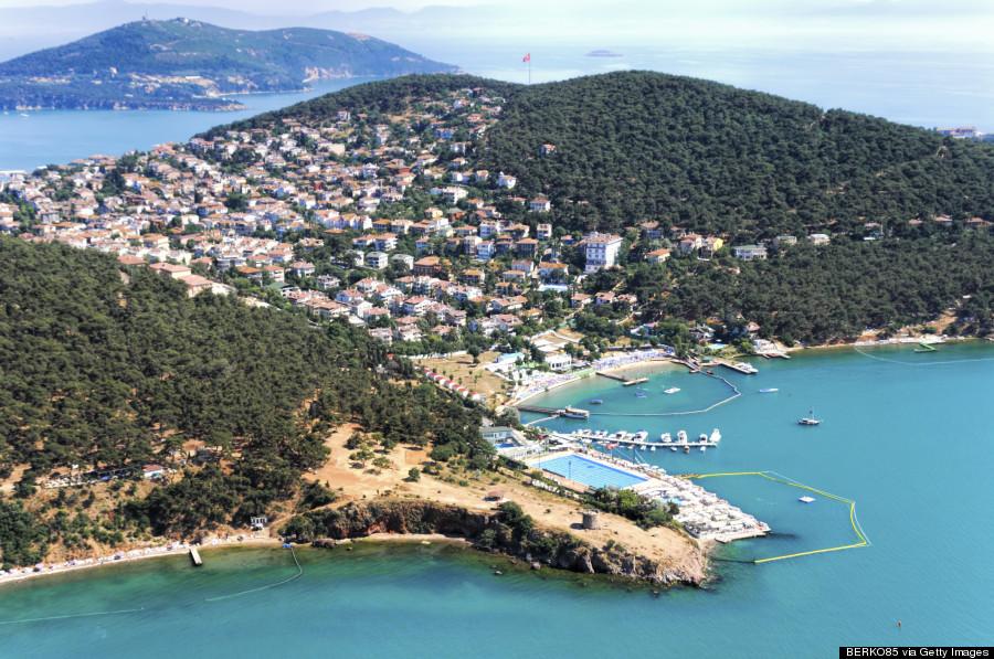 türkei island