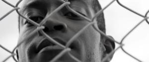 BLACK PERSON PRISON