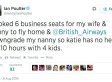 Ian Poulter Slated For British Airways Tweet