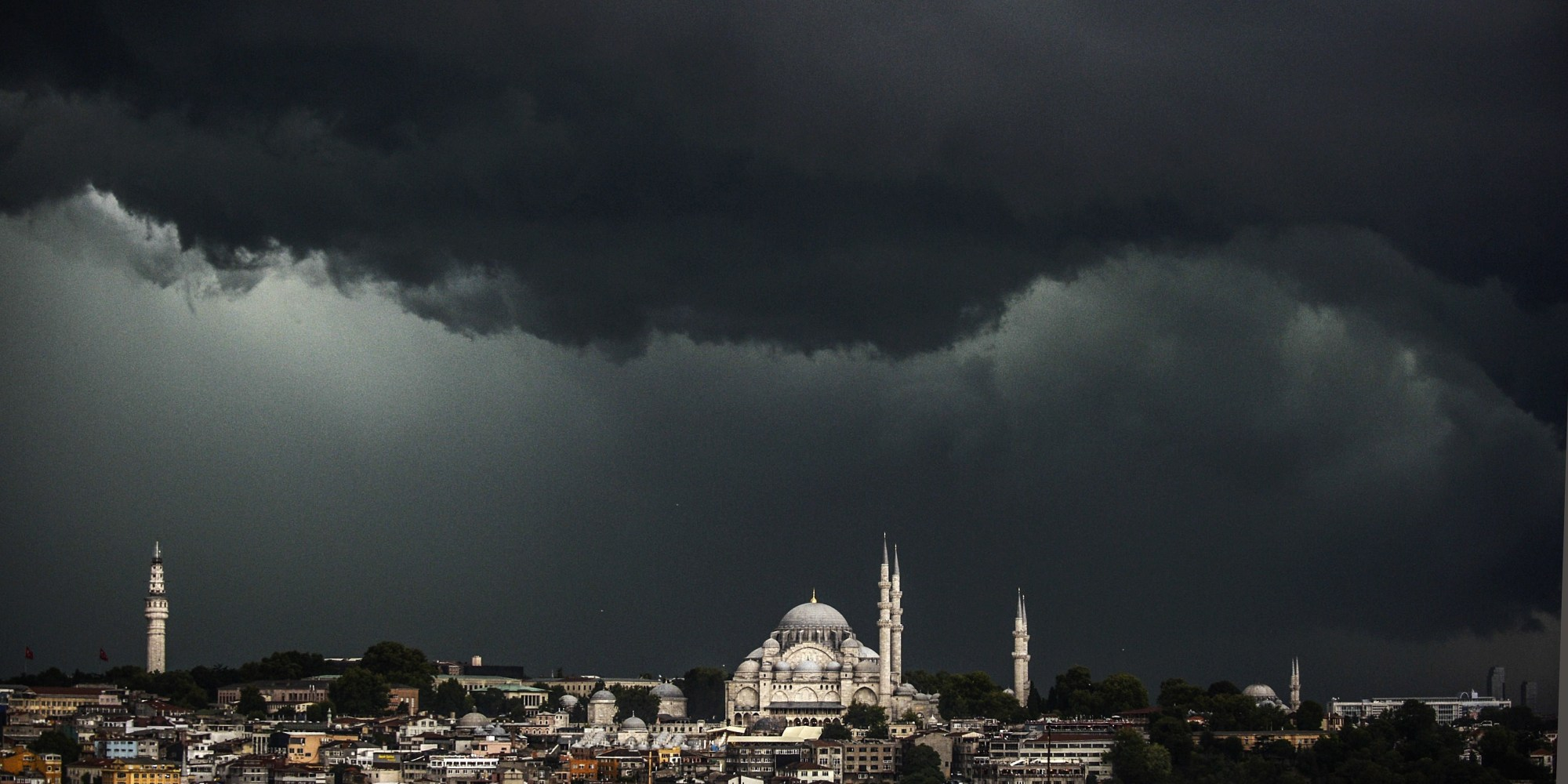 just how dangerous are thunderstorms huffpost