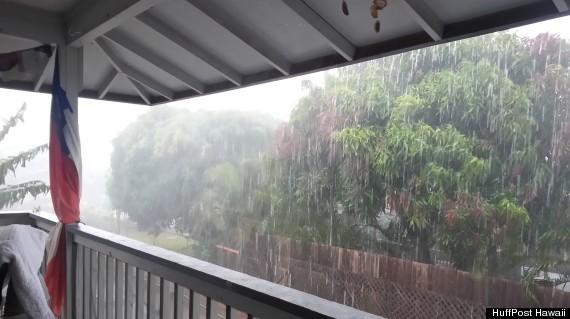 more rain flag