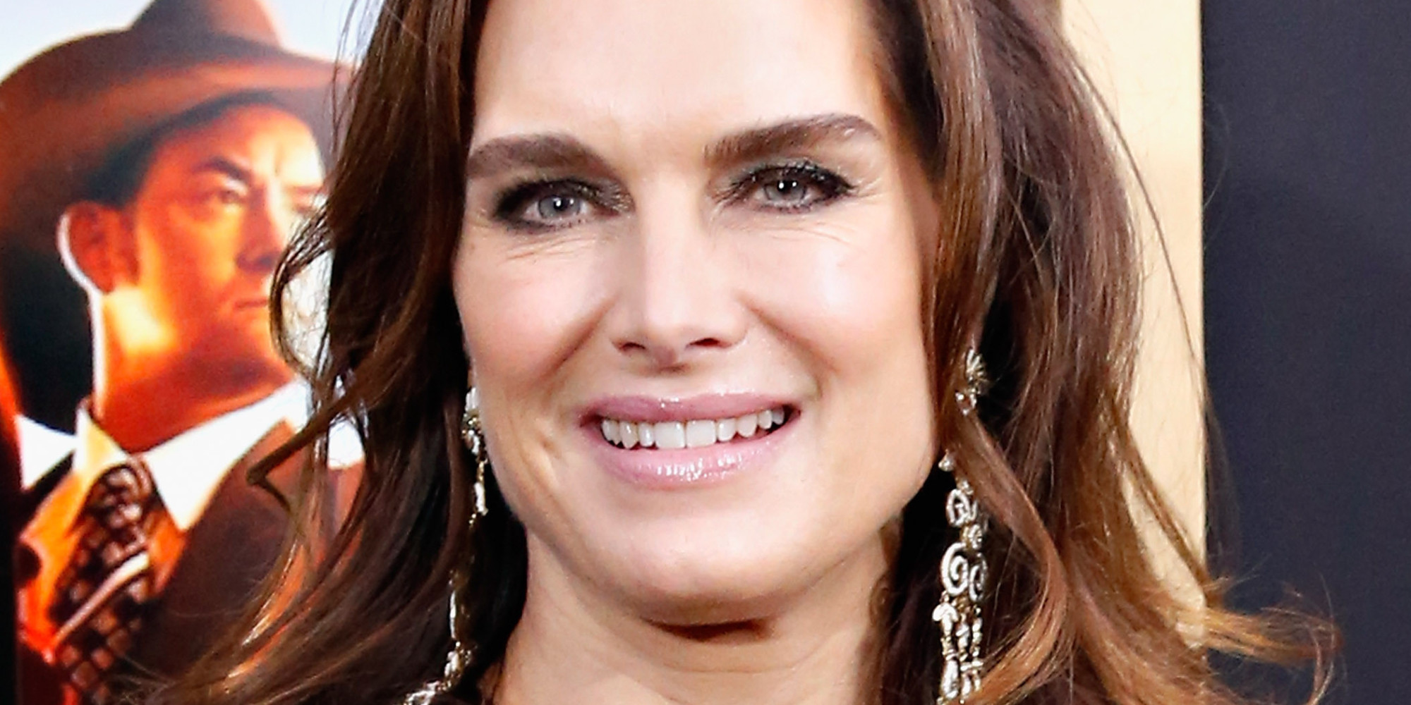 Brooke Shields Collaborates