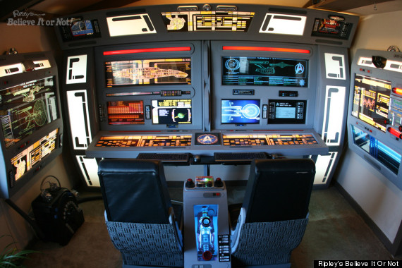 space ship room 4
