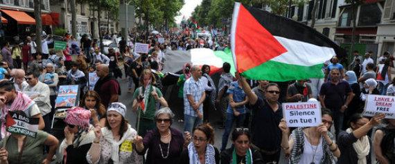 MANIF GAZA