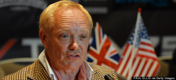 Boxing Legend Frank Maloney Is Having A Sex Change