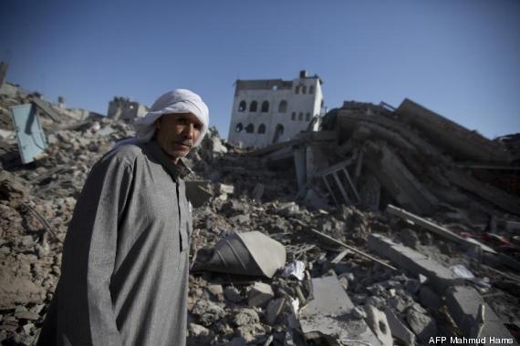 Il avait fui la syrie il est mort sous les bombes gaza for Abou hamed cuisine