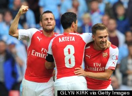 Arsenal's 'Old' Guard Prove Just As Valuable As New Signings In Rout Of City
