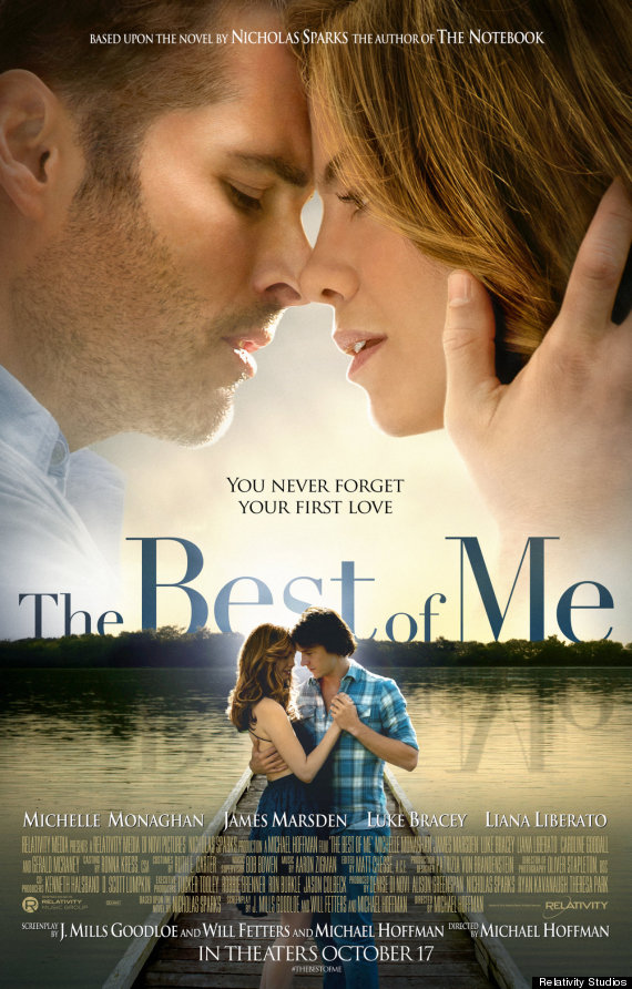 The Best Of Me' Trailer Is A Giant Nicholas Sparks Cryfest