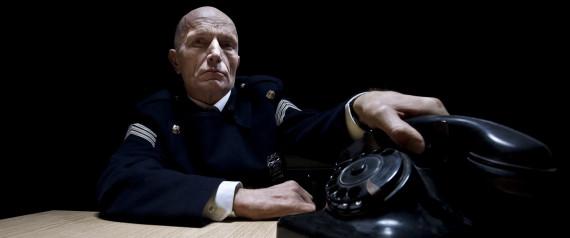 cop phone call