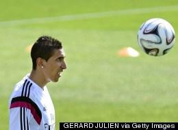 Van Gaal Drops Di María Hint - Transfer Talk
