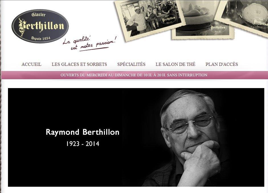 raymond berthillon