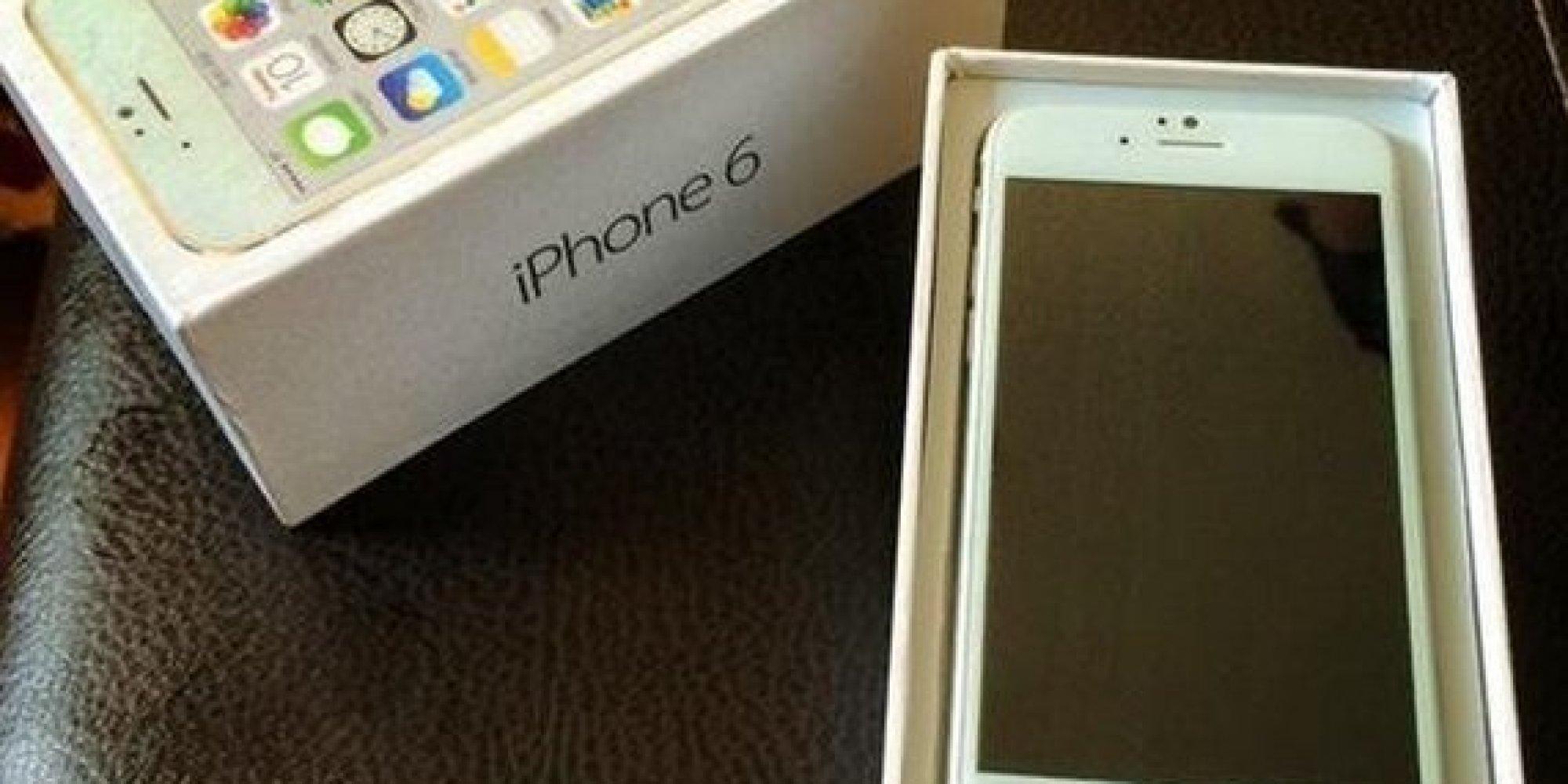 Айфон 6 картинки золотой
