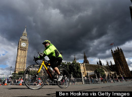 Hurricane Bertha Can't Dampen Our Nation's Love For Cycling