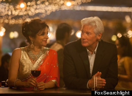 FIRST LOOK: Richard Gere Checks In At 'The Second Best Exotic Marigold Hotel'