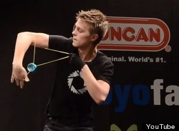 This Year's World Yo-Yo Champion Will Blow Your Mind