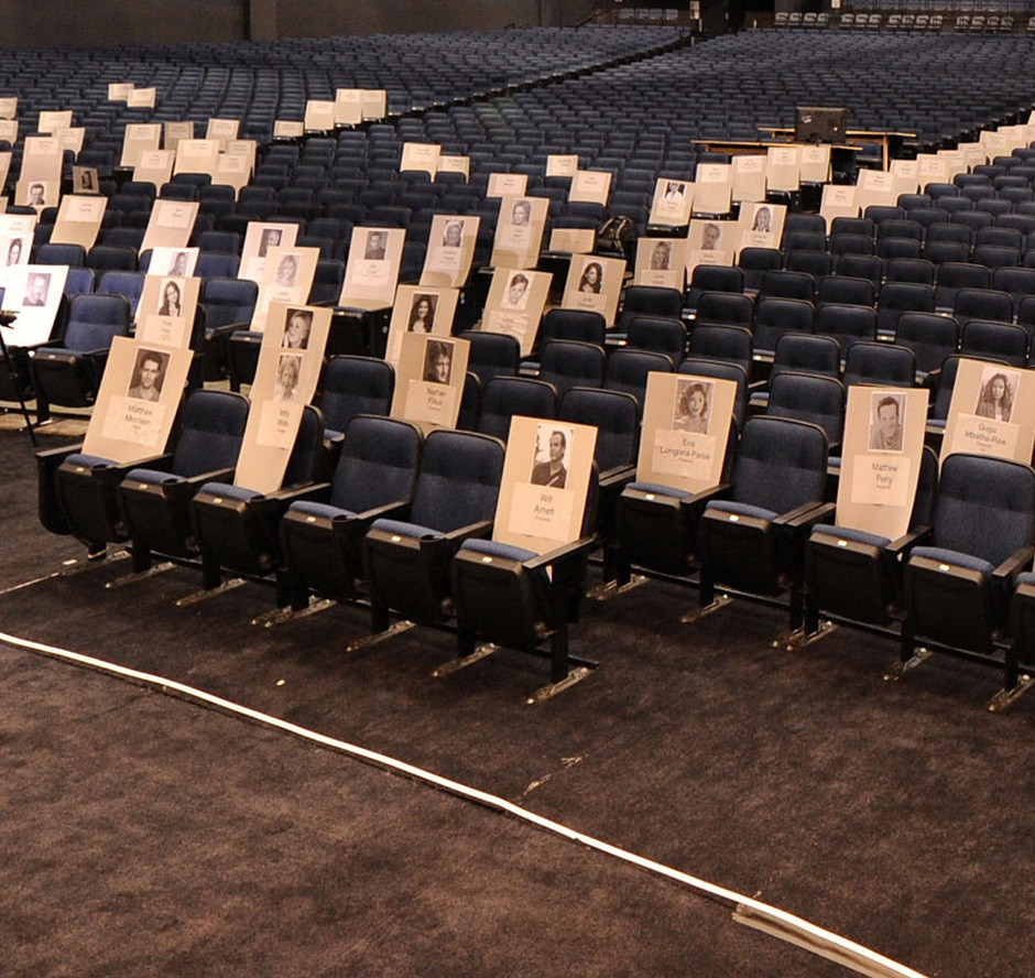 Emmy Seating Charts! Inside The Award Show Pecking Order