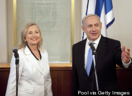 Hillary Clinton Echoes Netanyahu's Claim Journalists Were Censored In Gaza