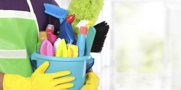 Here's How You Can Hire A Home Cleaning Service For The First Time ...