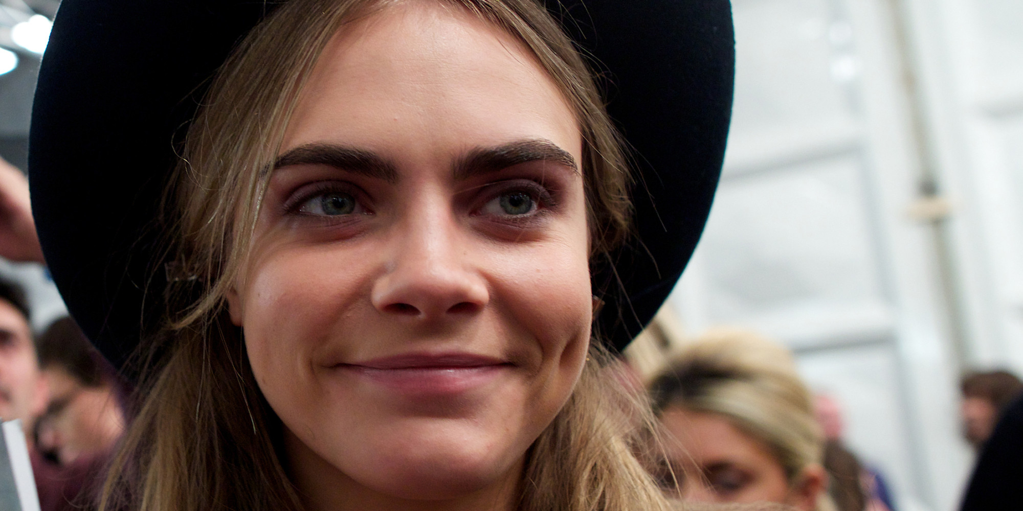 times  delevingne rocked  hell    simple  shirt huffpost