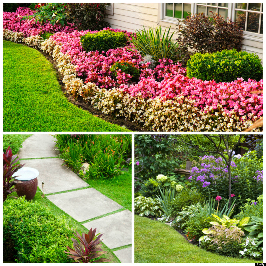 lawns curb appeal