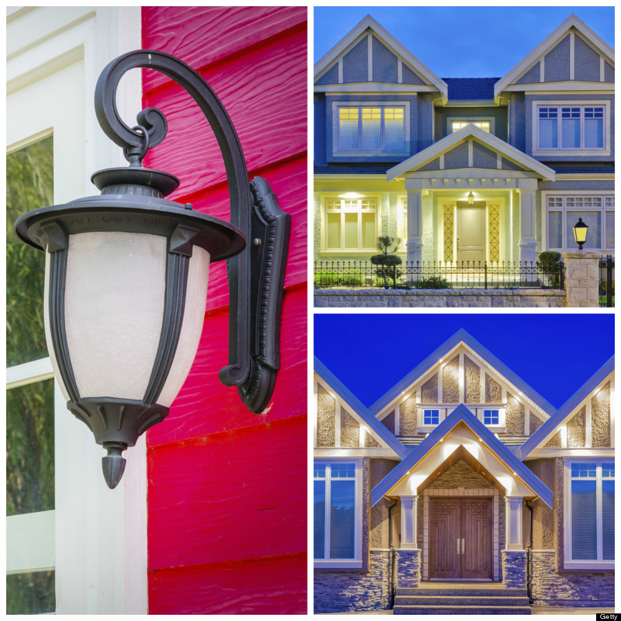 lighting curb appeal
