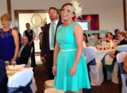 Watch These Wedding Guests Totally Nail 'Seasons Of Love' From 'Rent'