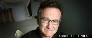 ROBIN WILLIAMS SAD