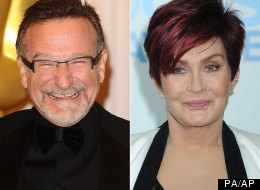 The Day Robin Williams Got Into Bed With Sharon Osbourne