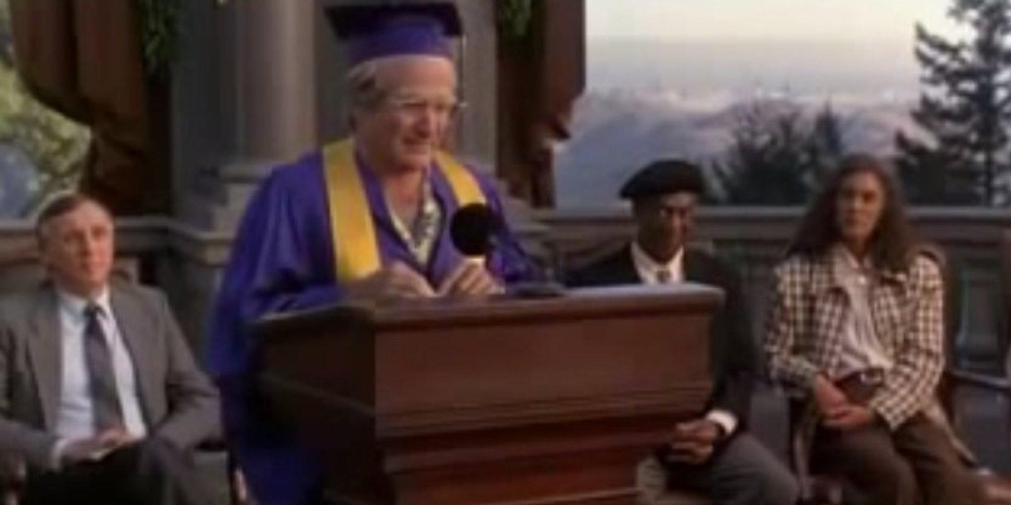 A graduation speech dedicated to generation 2015