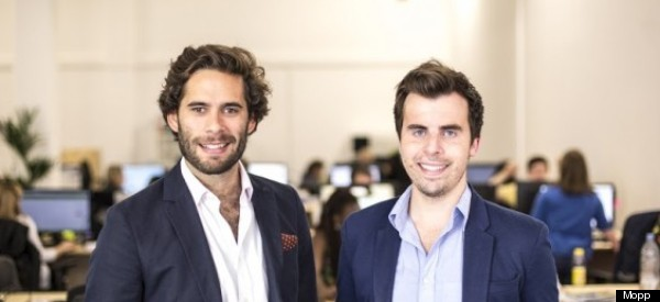 How A Party Lead To These Two Building A Seriously Fast Growing Firm