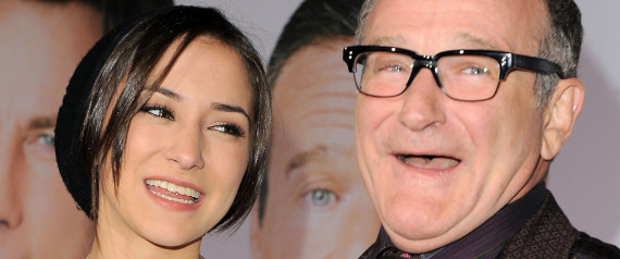 ZELDA WILLAMS ROBIN WILLIAMS