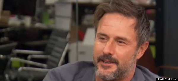 David Arquette Had A Bar Mitzvah In Israel At Age 40
