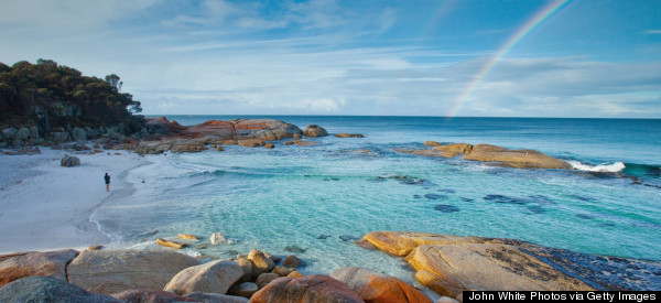 The Bay Of Fires Will Take Your Breath Away