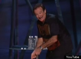 This Robin Williams Routine About How The Scottish Invented Golf Is Hilarious