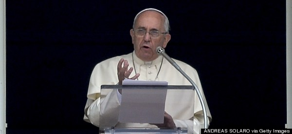 Vatican Urges Muslim Leaders To Condemn The Islamic State's 'Barbarity'