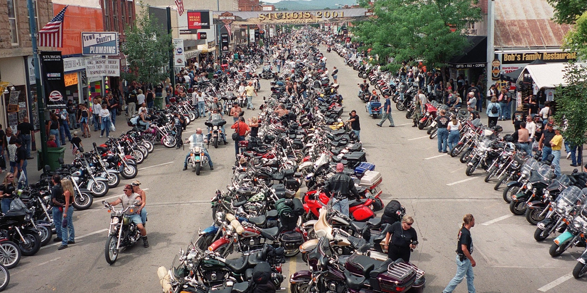Macabre Betting Pool On Sturgis Motorcycle Rally Deaths ...