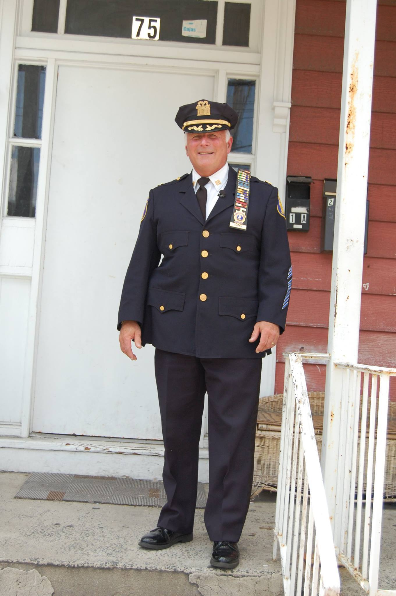 captain joseph barca